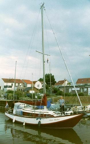 Foto schip